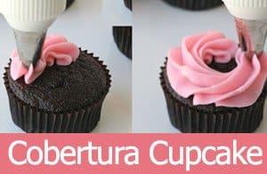 cobertura cupcake
