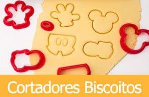 cortadores de biscoito