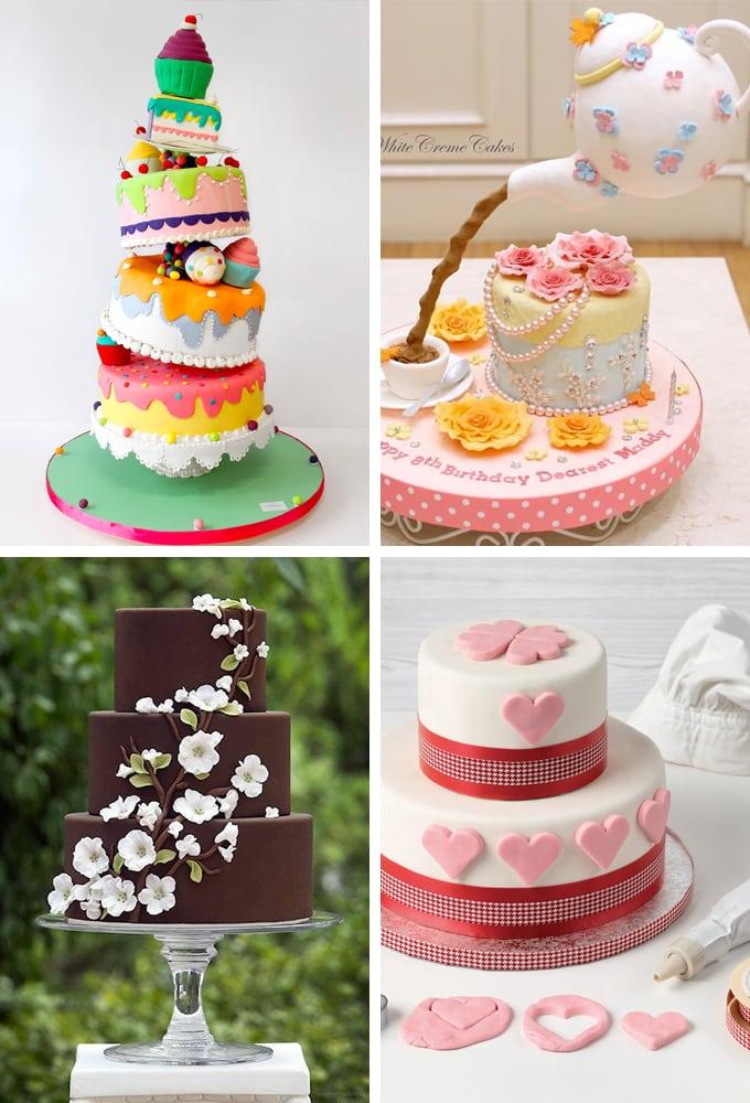 Conheça a profissão de Cake Design