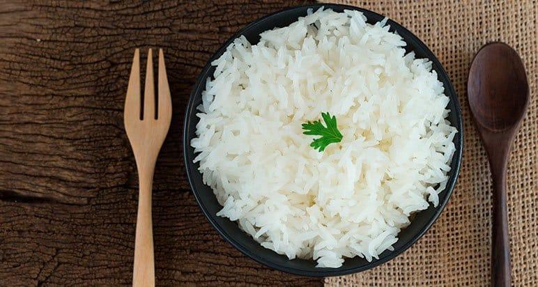 arroz como fazer