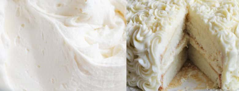recheio butter cream