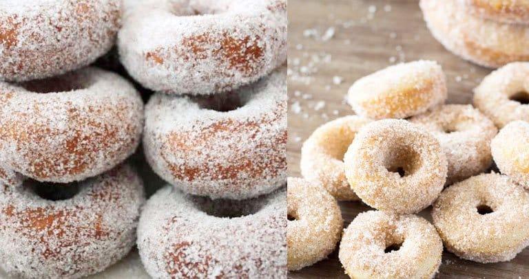 donuts acucar gelado