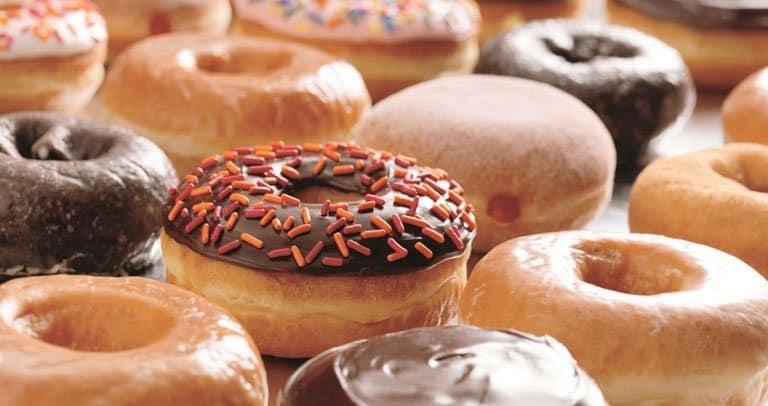 receita donuts