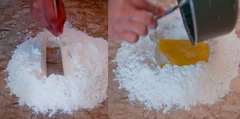 como fazer pasta americana