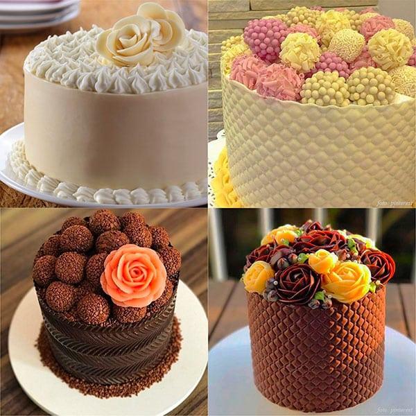 fotos bolo dressed cake