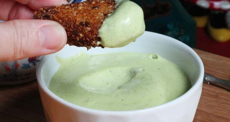maionese verde hamburguer