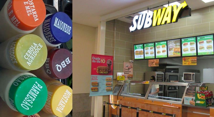molho subway brasil receitas