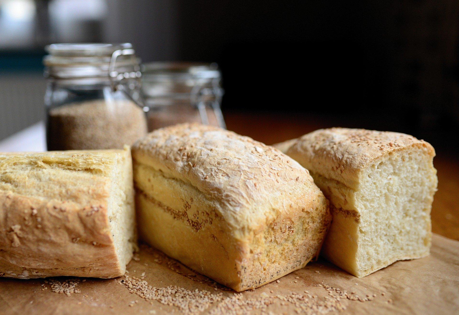 receita de pão fofo