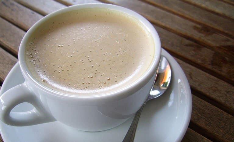 cappuccino tradicional receita