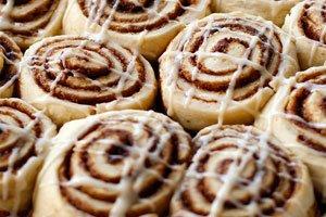Cinnamon roll receitag