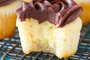 rechear cupcake