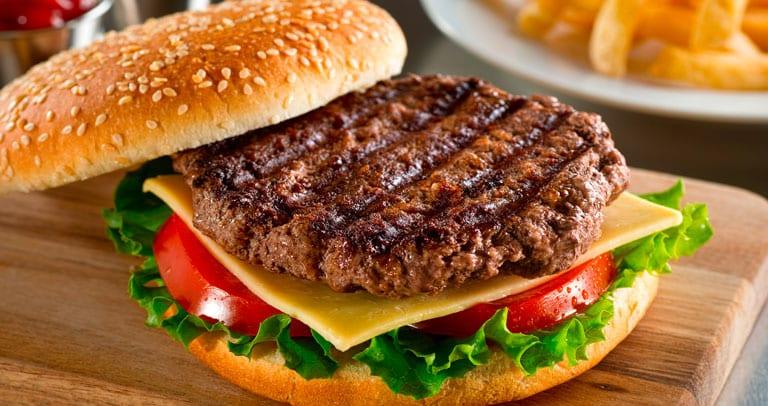 carne hamburguer gourmet