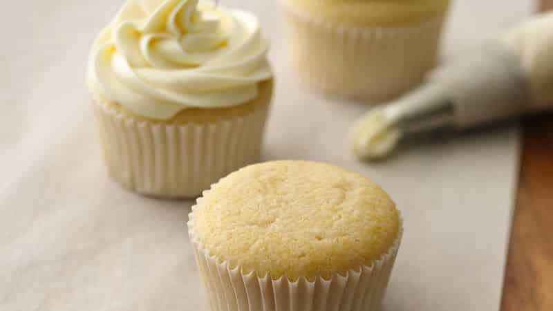 cupcake baunilha receita completa