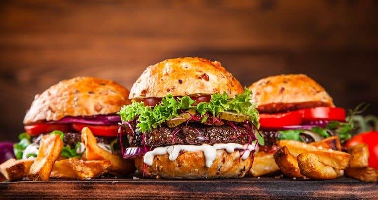 hamburguer classico gourmet