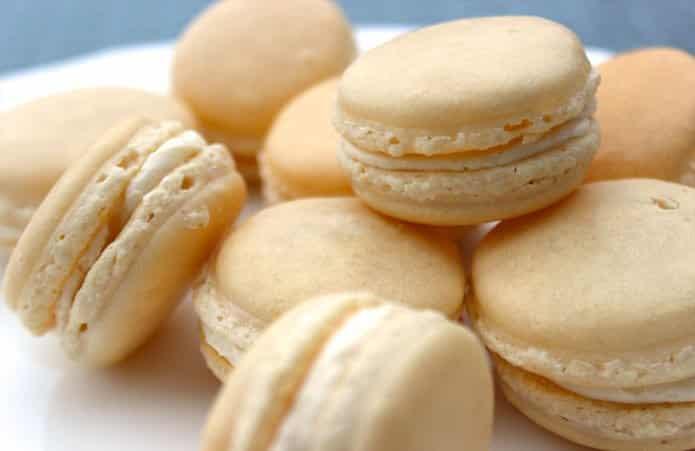macaron chocolate branco receita1