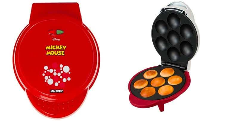 maquina de cupcake mickey