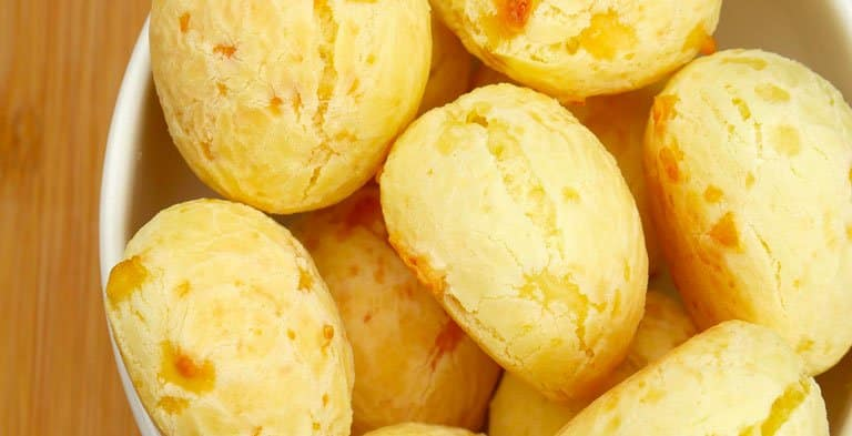 pao de queijo receita completa