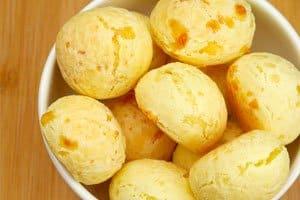 receita de pao de queijo