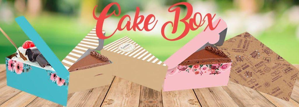 cake box caixas