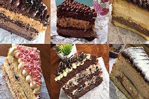 cake in box