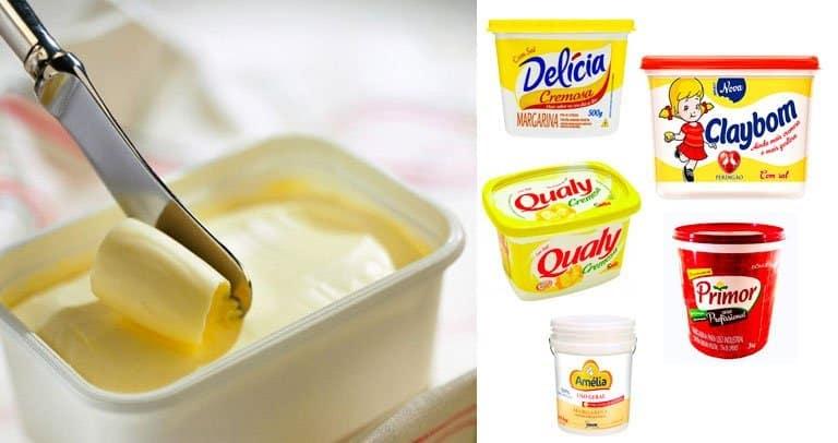 marcas de margarina