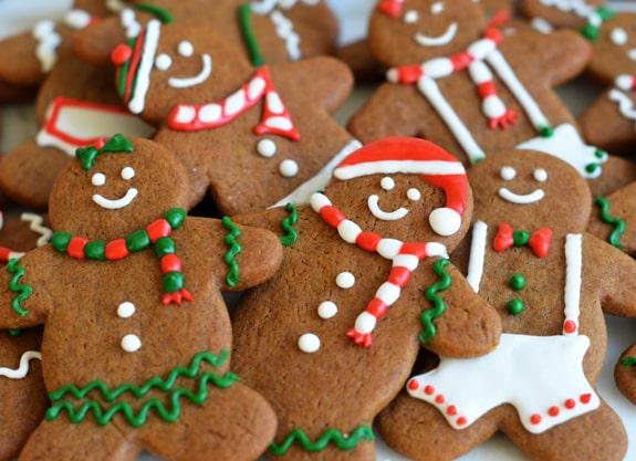 biscoito gingerbread biscoito-natal