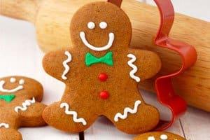 biscoito gingerbread