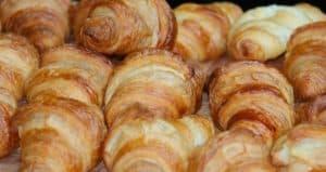 croissant receita