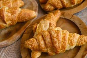 croissants receita