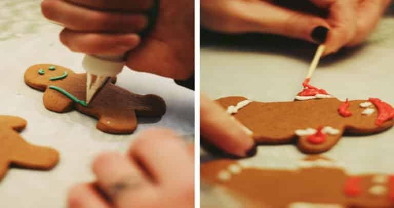 decoracao biscoito natal