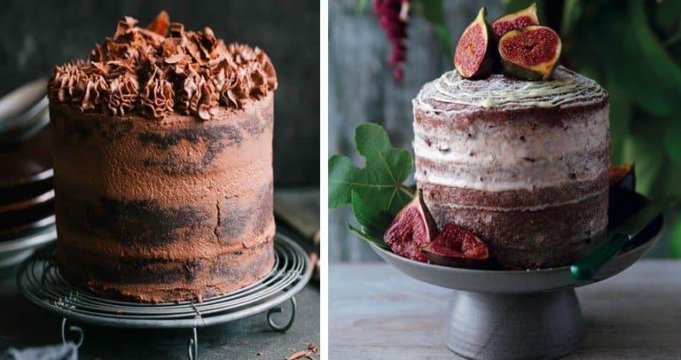 bolo espatulado chocolate