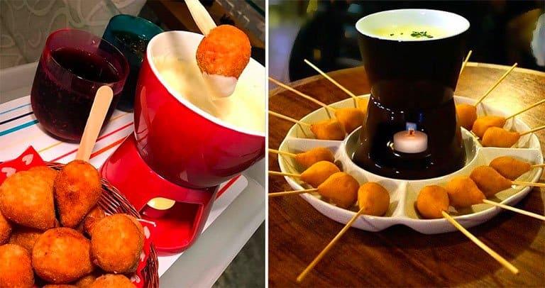 fondue de coxinha