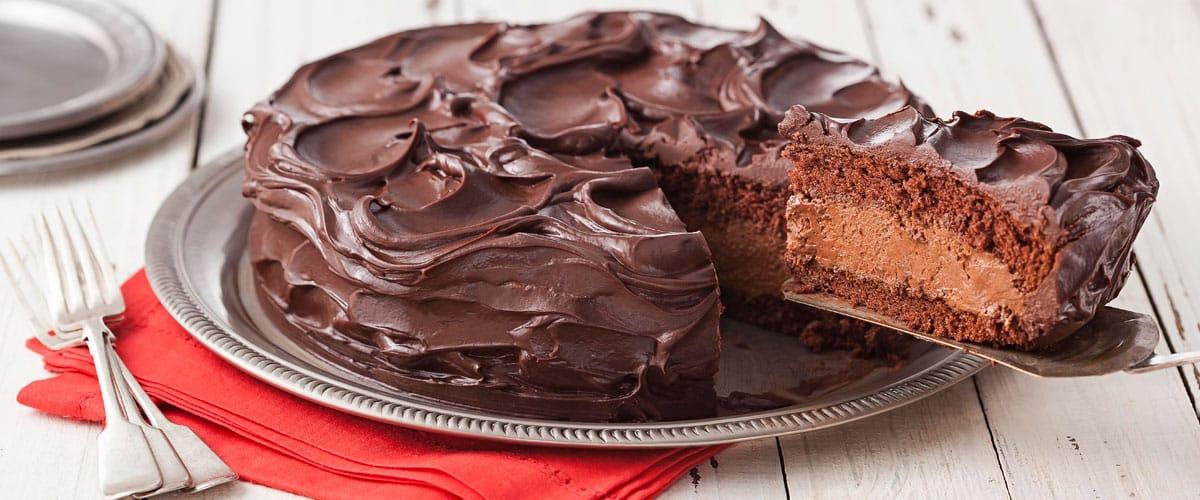 recheio de bolo mousse