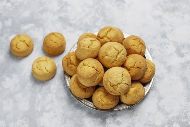 biscoitos caseiros
