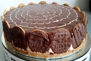 torta holandesa caseira