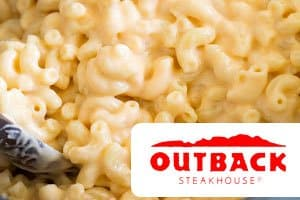 Receita de mac and cheese do Outback