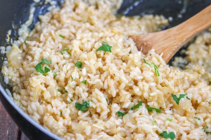 receita de risoto