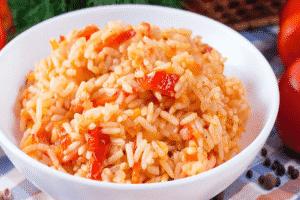 risoto de tomate seco
