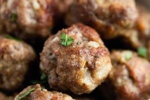 receita de bolinho de carne