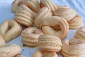 Receita de Biscoito de Queijo
