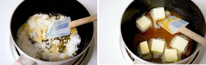 receita Caramelo Salgado