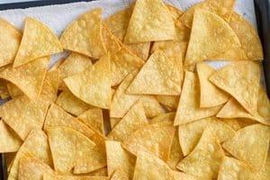 Massa de milho para tortilhas e nachos